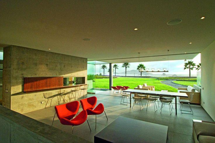 LA ISLA BEACH HOUSE by Doblado Arquitectos