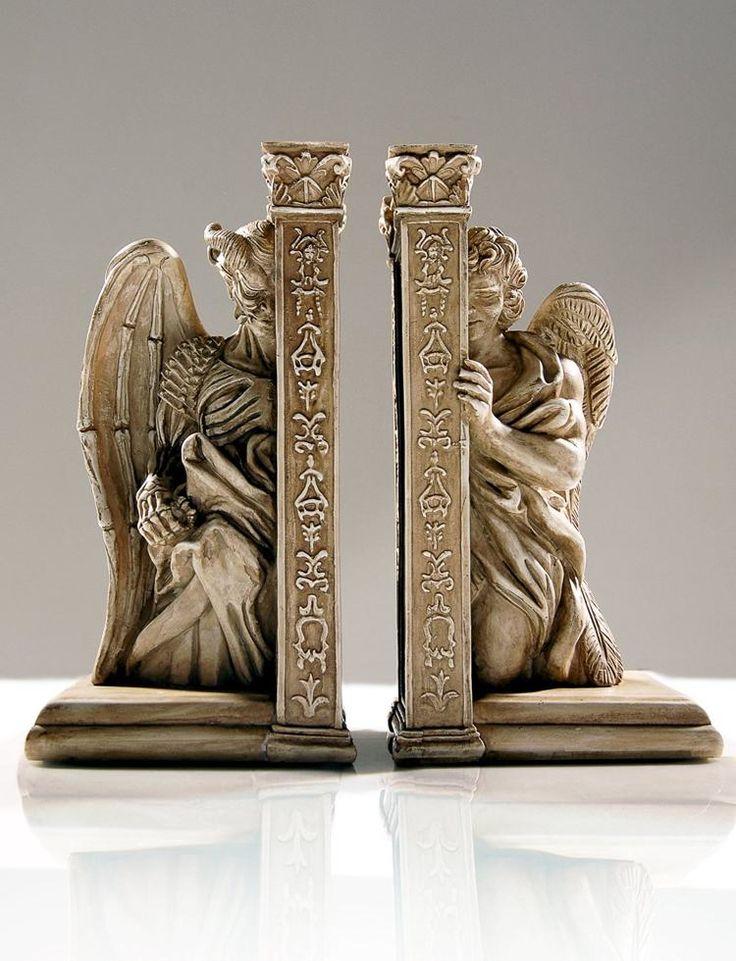 Engel und Teufel im Kampf