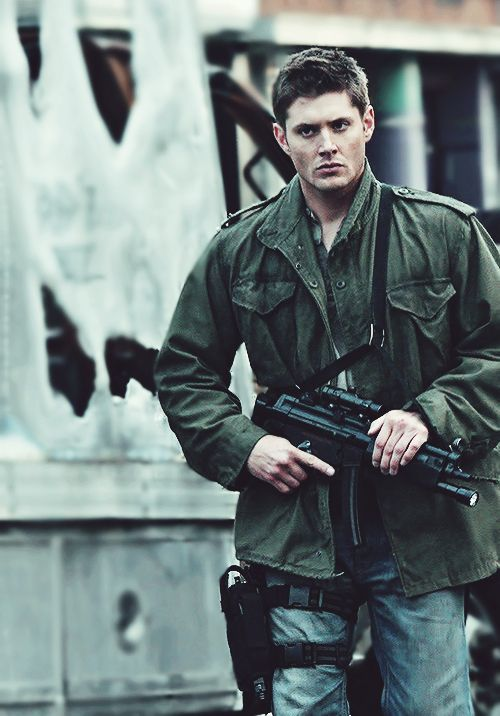 Dean is by far one of my favpurite TV characters, (looks aside) and this is my favourite Dean.