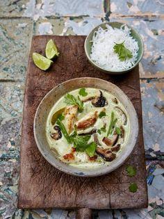 Thai Green Chicken Curry | Chicken Recipes | Jamie Oliver
