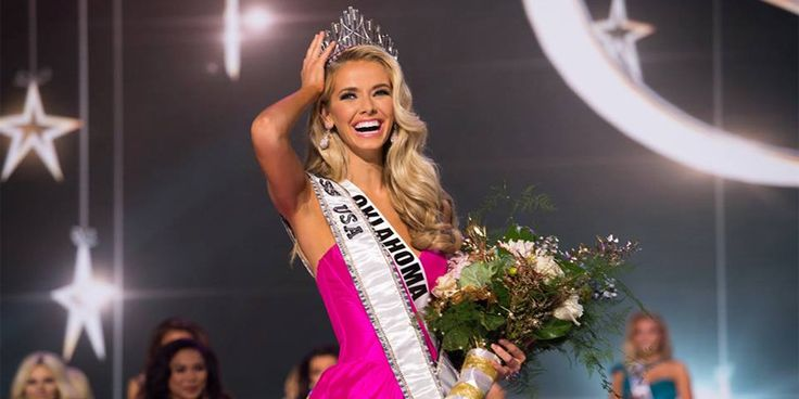 Miss Oklahoma Wins Miss USA Pageant - http://www.movienewsguide.com/miss-oklahoma-wins-miss-usa-pageant/74322