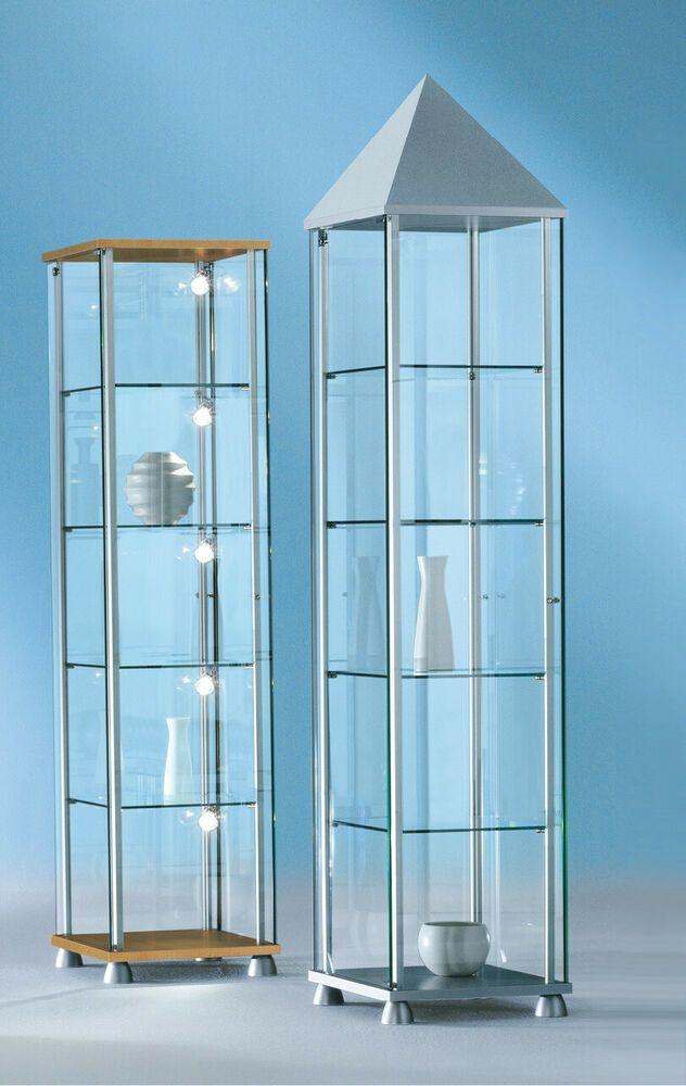 glasvitrine vitrine glas