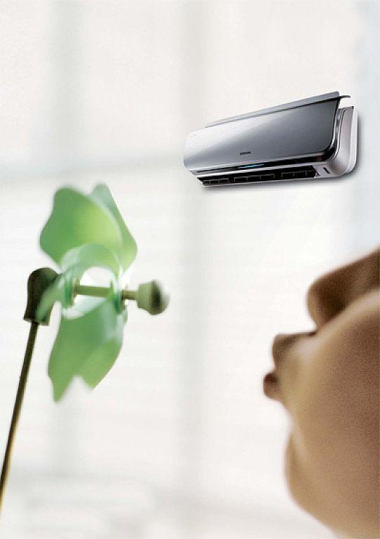 Aire acondicionado Samsung, diseño y tecnología en el aire | Decorar tu casa es facilisimo.com