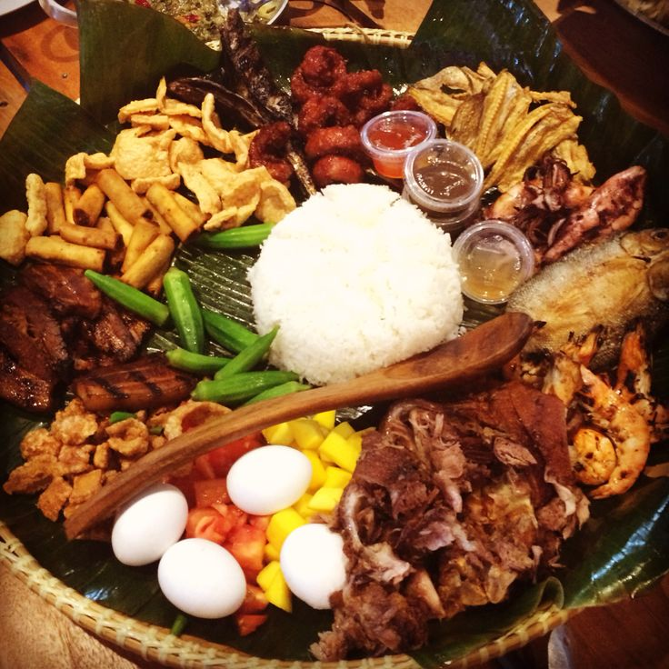 Mother's Day Dinner @ ISLA. Filipino Food