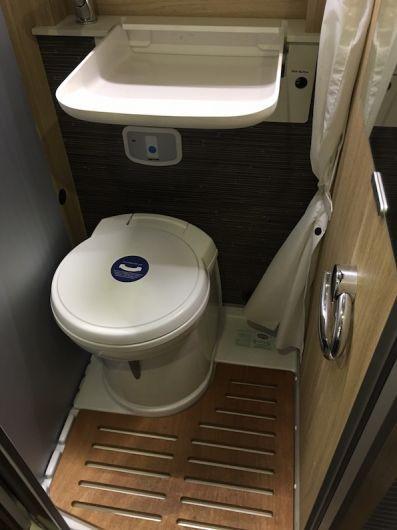 12 Best Sprinter Van Bathroom Ideas Images On Pinterest Caravan Rv Campers And Bathroom
