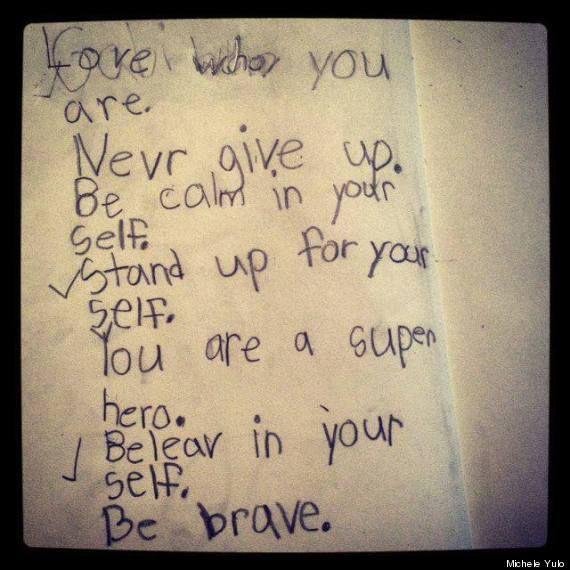 #Cute Kid Notes