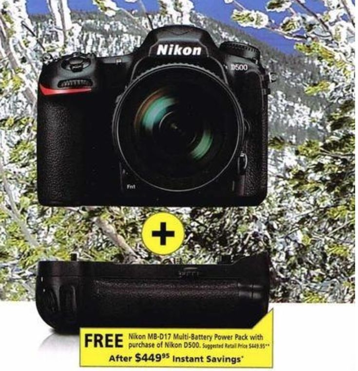 Black Friday DSLR Camera Deals - Best Discounts in 2016  #BlackFriday #DSLRDeals http://gazettereview.com/2016/11/the-top-dslr-camera-deals-for-black-friday-in-2016/