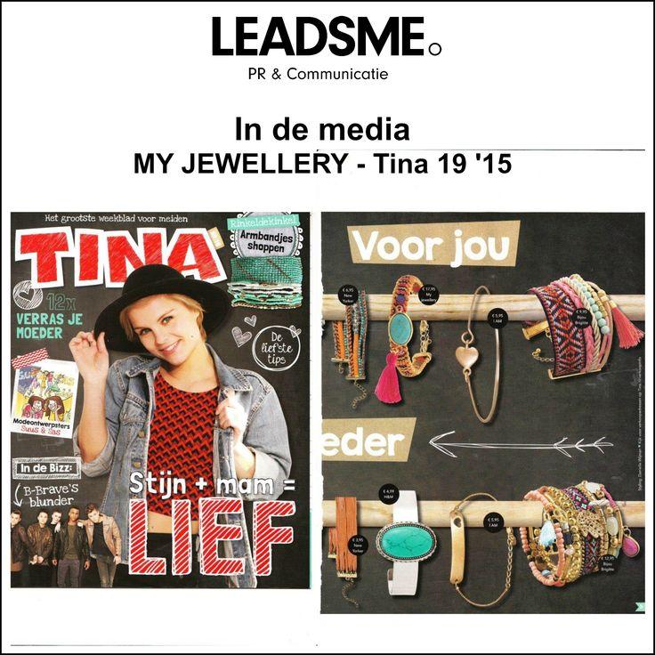 @myjewellery in @tijdschrifttina 19 '15