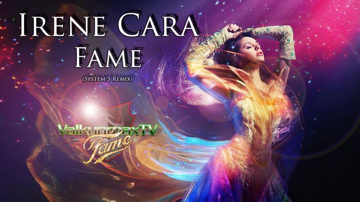 Irene Cara - Fame (System 5 Remix) Video - https://www.youtube.com/watch?v=JaBybKxaAkc