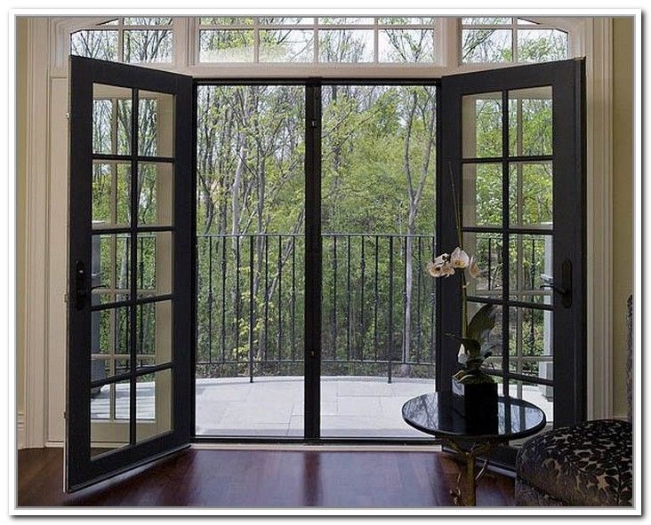 7 Best French Doors W Screen Images On Pinterest Tiffany