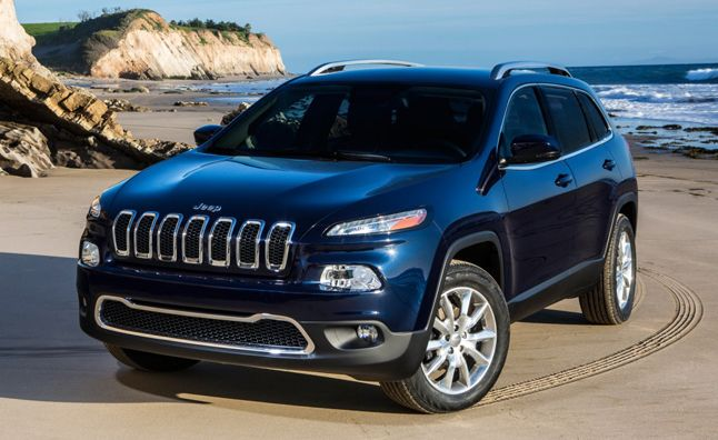 Really like it. Chunky, modern and a lot of knowhow to make those curves. 2014 Jeep Cherokee Revealed as New Liberty. For more, click http://www.autoguide.com/auto-news/2013/02/2014-jeep-cherokee-revealed-as-new-liberty.html