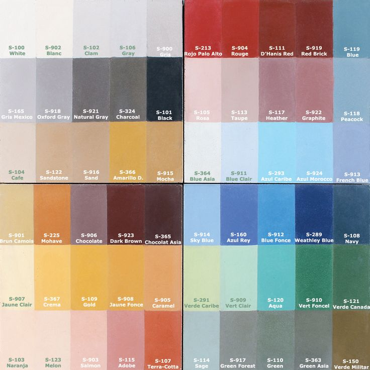27 best Colours images on Pinterest | Colours, Colour palettes and ...