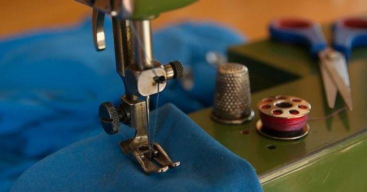 Trucos de máquina de coser. Vídeotutorial
