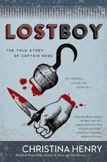 Book Review & Giveaway: Lost Boy by Christina Henry