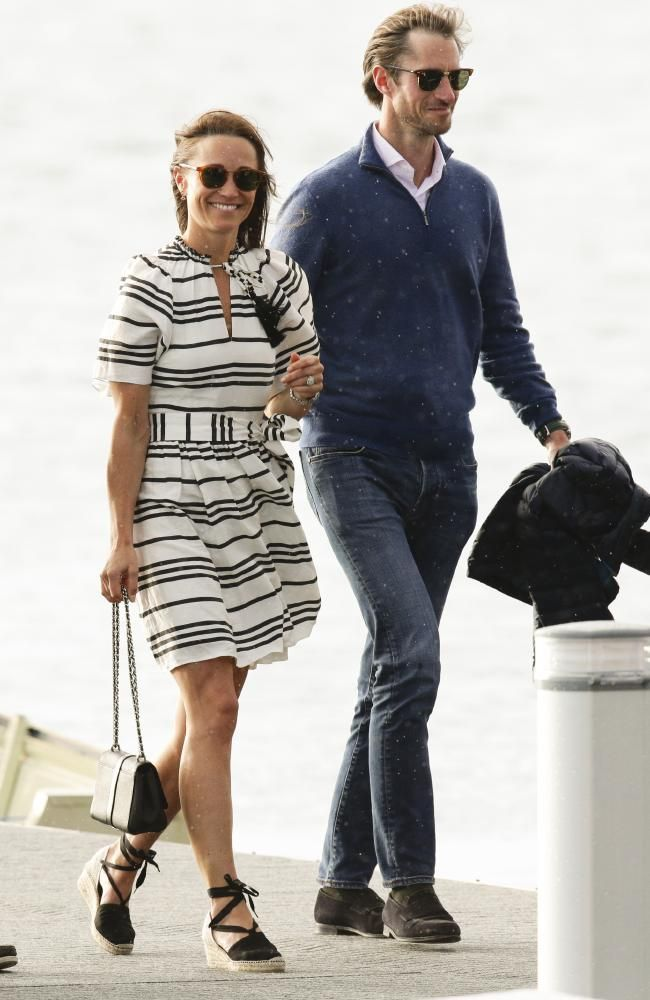 Pippa Middleton honeymoons in Sydney with husband James Matthews | Daily Telegraph