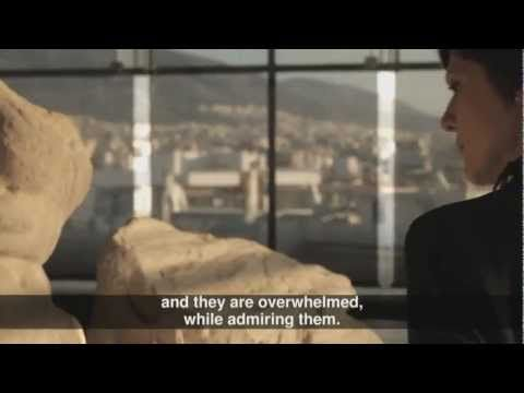 Working at the New Acropolis Museum (Greek / English Subtitles)