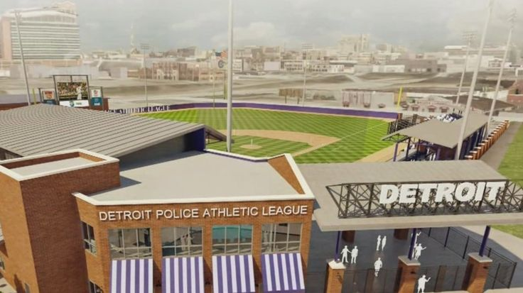 Meijer has reached an agreement with Detroit PAL to sponsor the new playing field at old Tiger Stadium.