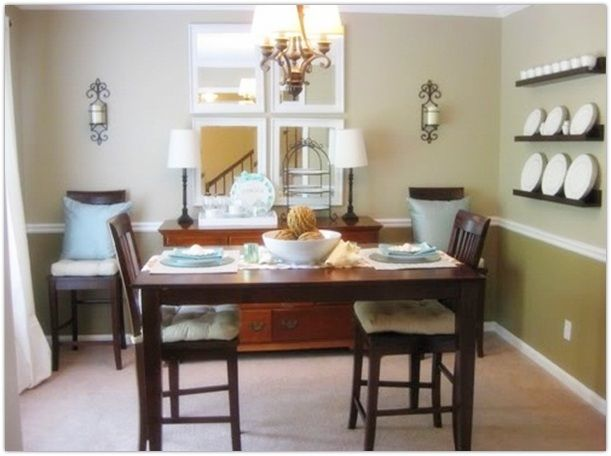 63 best images about elle 39 s diningroom on pinterest for Small dining room ideas pinterest