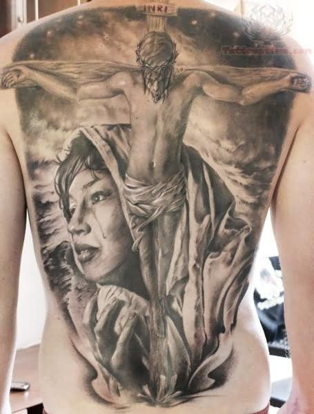 17 best ideas about jesus on cross tattoo on pinterest for Tattoos of crosses with jesus
