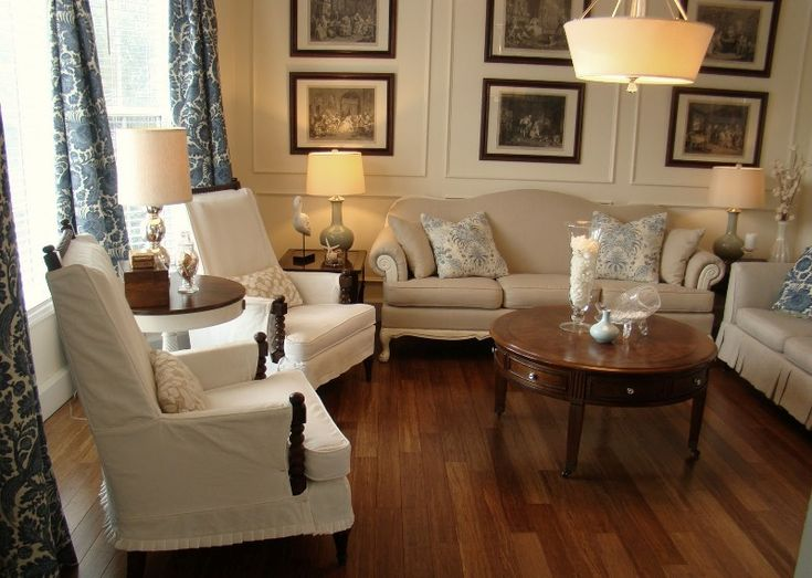 Formal Living Room Design Ideas on A Budget