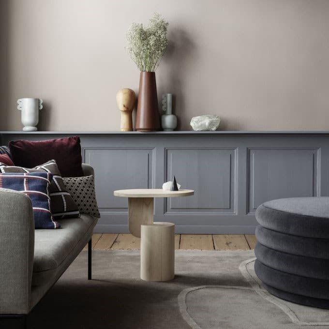 Peinture Couleur Taupe En Decoration Inspirations Et Conseils En 2020 Peinture Interieur Maison Couleur Taupe Couleur Peinture