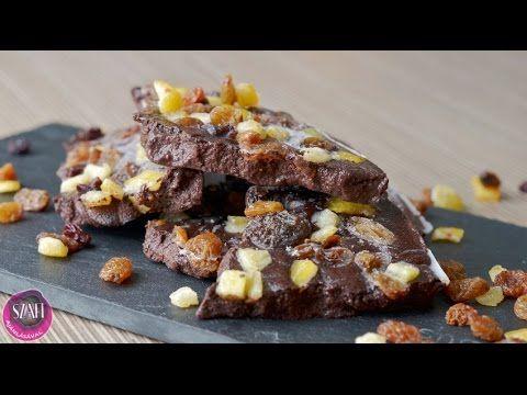 Paleo, Vegán Cukormentes Házi Csoki, bonbon, táblás csokoládé ~ Éhezésmentes Karcsúság Szafival