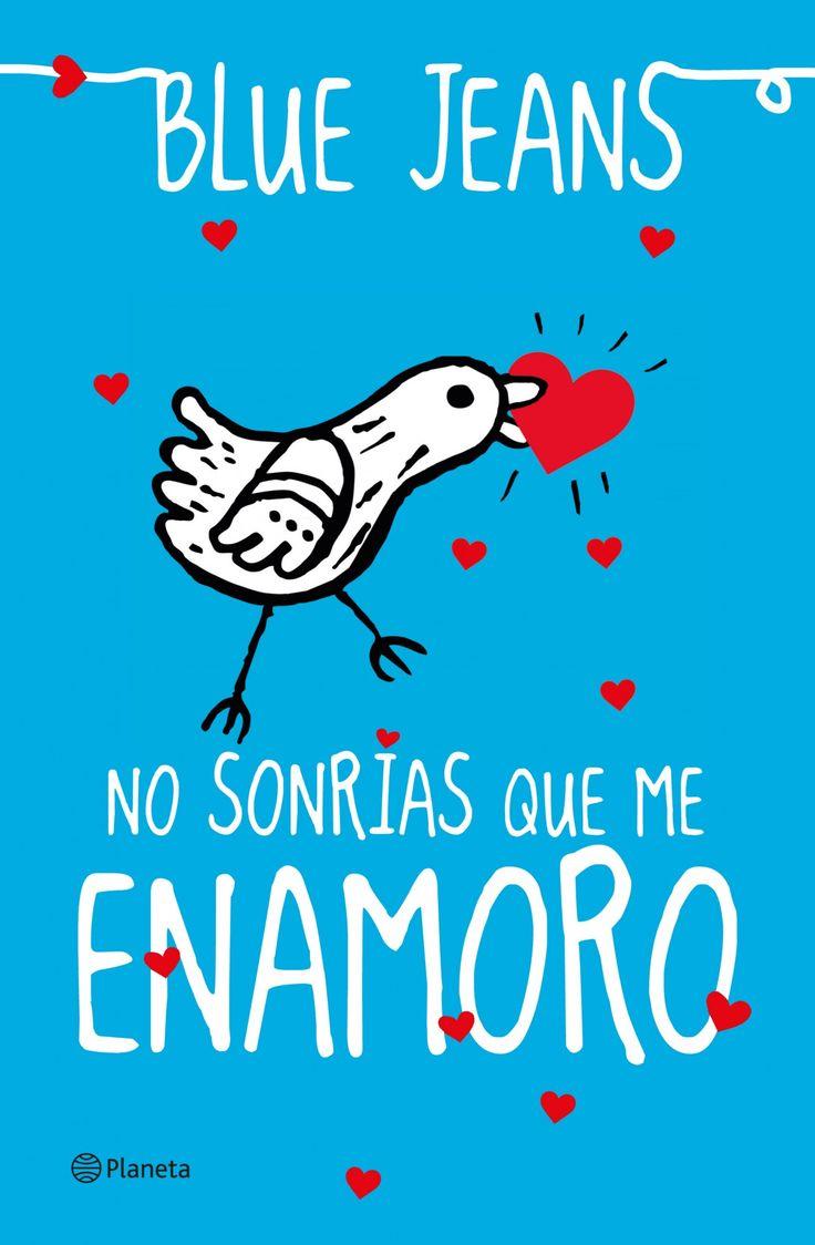 'No sonrías que me enamoro' de Blue Jeans. Puedes disfrutarlo en la tarifa plana de #ebooks en #Nubico Premium: http://www.nubico.es/premium/libros-para-ninos-y-literatura-juvenil/no-sonrias-que-me-enamoro-jeans-blue-9788408065234 #novedades