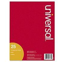 Universal® Inkjet/Laser Printer Labels, 2 x 4, White, 250/Pack