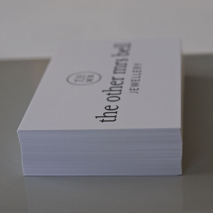 the other mrs bell Business Card