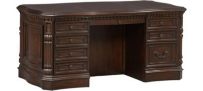 Home Offices Van Buren Executive Desk Home Offices