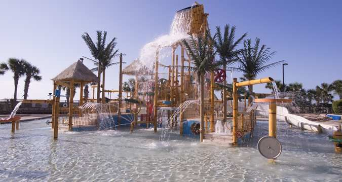 Hilton Myrtle Beach Resort, SC Hotel - Splash! Waterpark