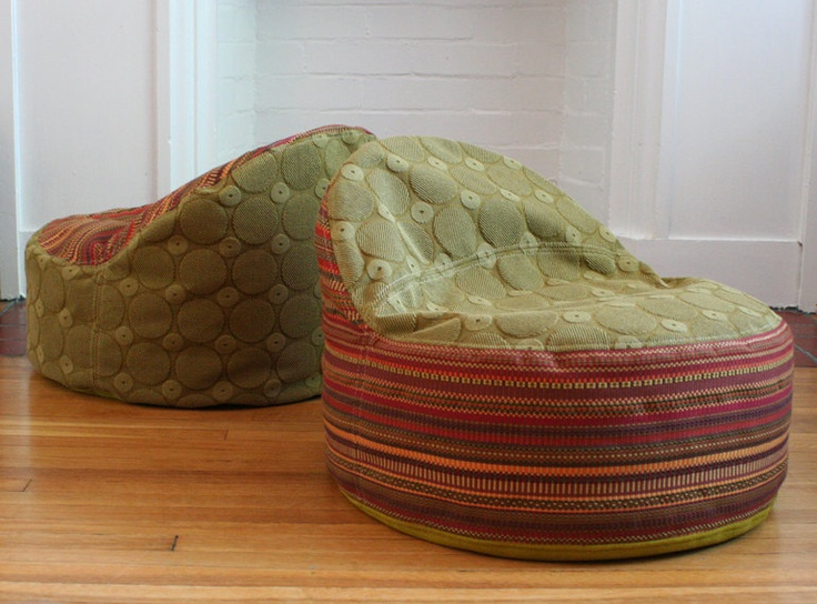 Modern Kids Bean Bag Chair Cover By ShopMEMO On Etsy 8500