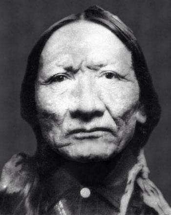 Famous Freemasons: Crazy Bull, grandson of Sitting Bull, brother Freemason