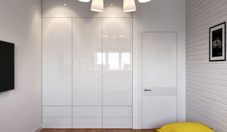 Необычный элемент квартиры— стеклянный потолок, через который можно…