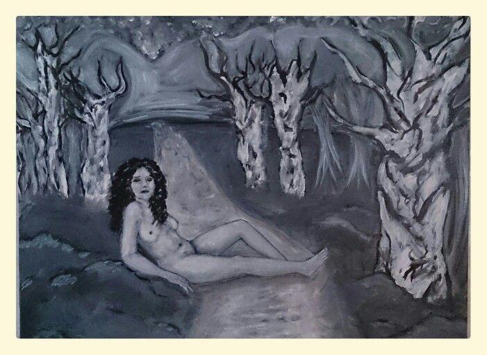Kvinnen ved bekken