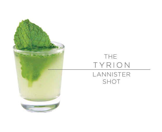 The Tyrion Lannister Shot | 13 Vodka Shots You'll Actually Want To Take