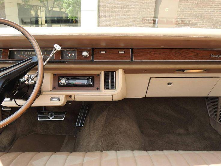 1970 Mercury Marquis Convertible Mercury marquis