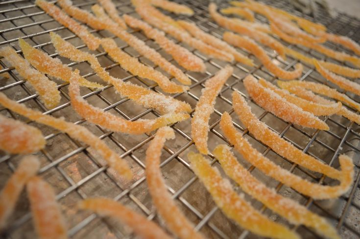 #May 4th is National #Candied #Orange #Peel Day! Check out our show for #CandiedOrangePeel #Slivers ! #citrus #candy #spring   * Get #recipes & more at Cooking With Kimberly: http://cookingwithkimberly.com @CookingWithKimE #cwk