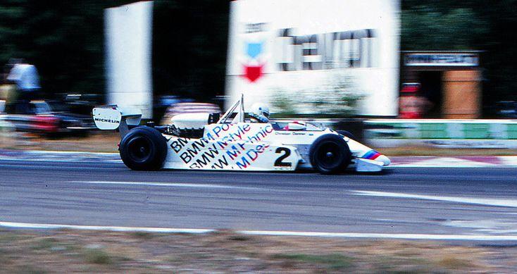 Christian Danner - March 832 BMW/Rosche - Onyx Race Engineering - XX Grote Prijs van Limborg 1983 - Grand Prix de Limbourg - 1983 European Championship for F2 Drivers, Round 11 - © Kurt Sikora