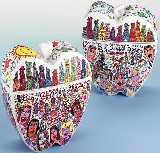 17 best images about james rizzi on pinterest mona lisa for Rosenthal home designs