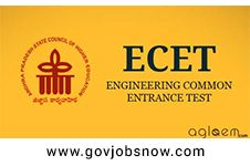 Latest ECET Counselling Notification is out. Aspiring Candidates can have detailed information about ECET Counselling 2017 from here and candidates can download ECET Counselling Notifications from here