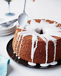 Honey Chiffon Cake Recipe on Food & Wine