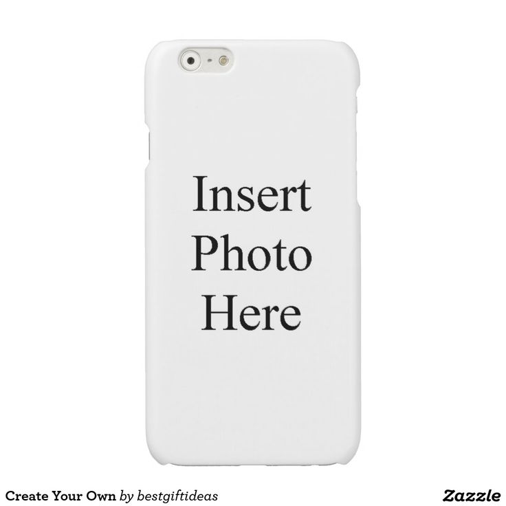 Create Your Own Case Savvy Glossy Finish iPhone 6 Case
