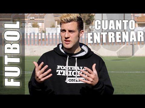 Cómo & Cuánto Entrenar Fútbol Freestyle y Calle - Trucos, Jugadas y Videos de Fútbol Sala - YouTube #futbolvideos