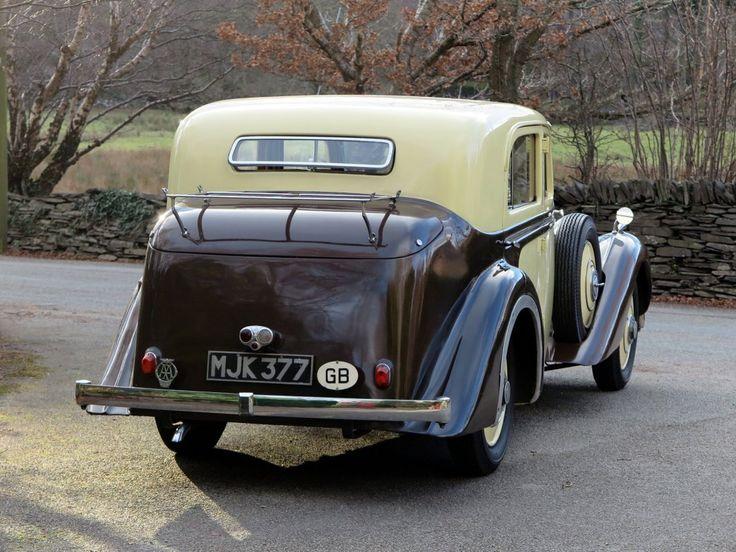 1936 Rolls-Royce 25/30 à venda - Anúncio de carros clássicos da CollectionCar.com.
