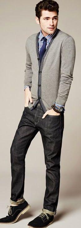 'Winnie'ゝ。Men's Casual Fashion   Raddest Men's Fashion Looks On The Internet: http://www.raddestlooks.org