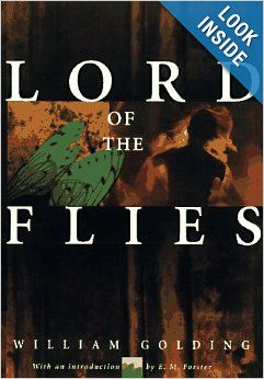 lord of the flies william golding summary