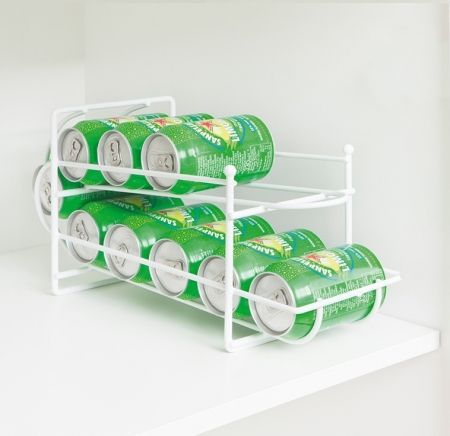 Howards Storage World | Howards Soft Drink Can Rack Dispenser