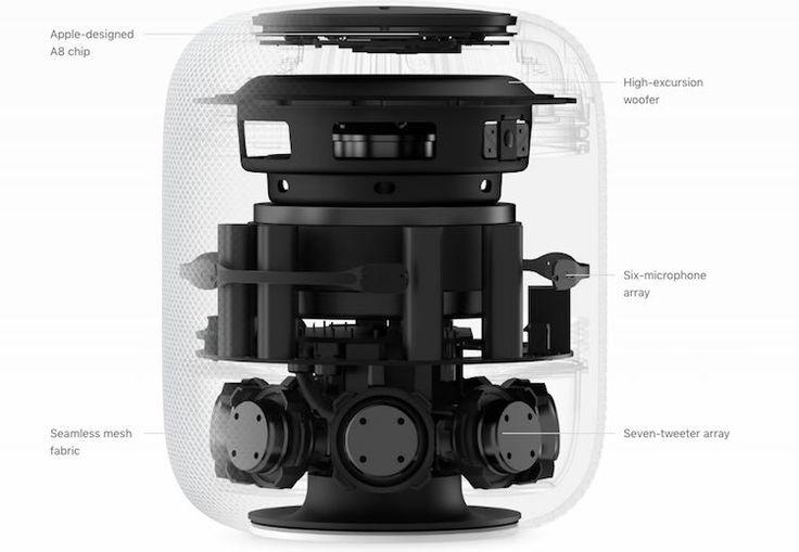 homepod-1 #WWDC17 HomePod: El nuevo altavoz de Apple ya es una realidad