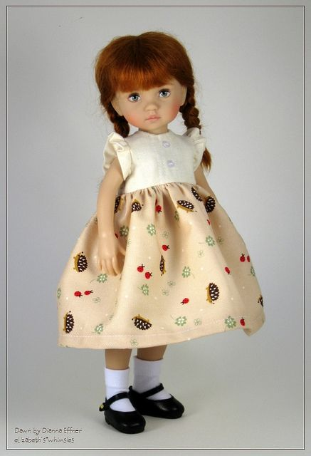 Sweet doll  is this Effner's Litttle Darling?
